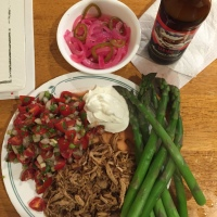 Slow Cooker Pork Tenderloin Carnitas