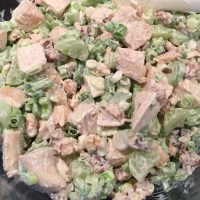 Buttermilk Chicken Salad