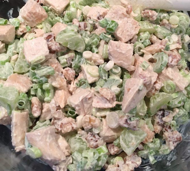 Buttermilk Chicken Salad 2