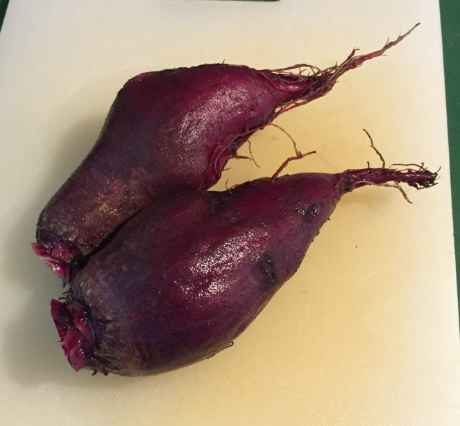 Cylindra beets