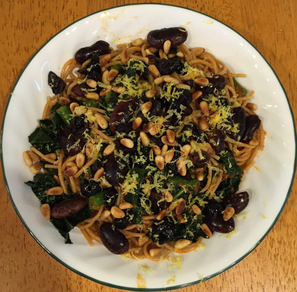 Harissa Spaghettini 2
