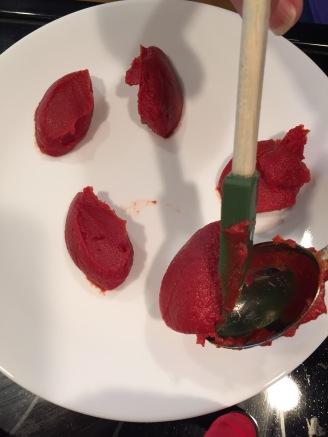 freezing tomato paste 1