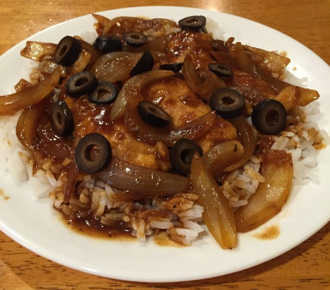 soy-sauced-chicken-with-olives
