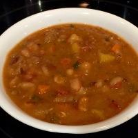 Yellow-Eye Soup