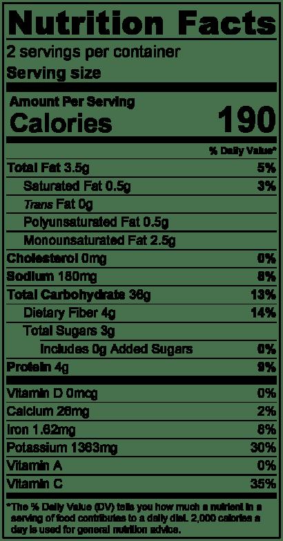 brcnutritionlabel