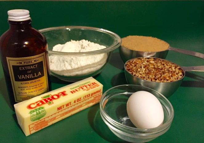 praline-cookie-ingredients