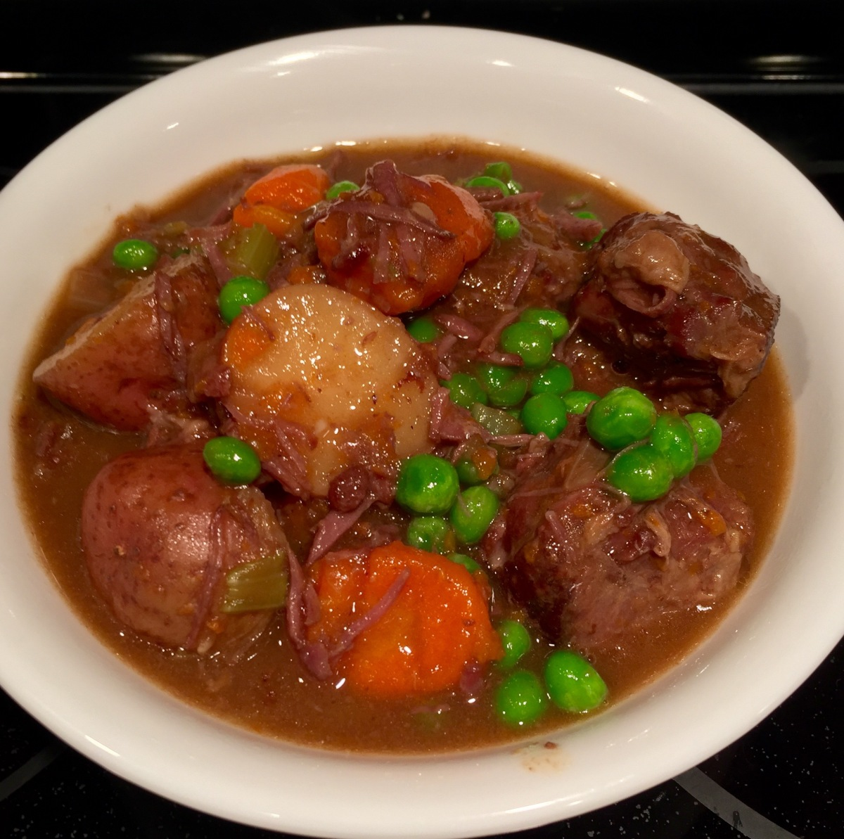 Beef Stew (Slow Cooker)