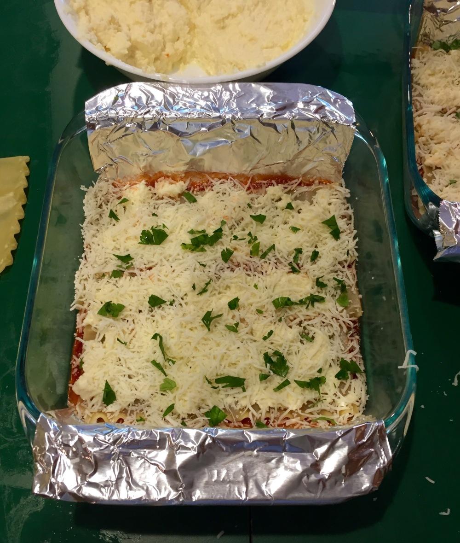 10 lasagna