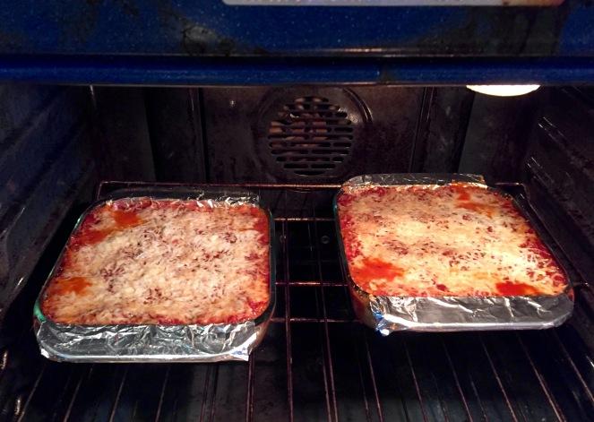 14 lasagna