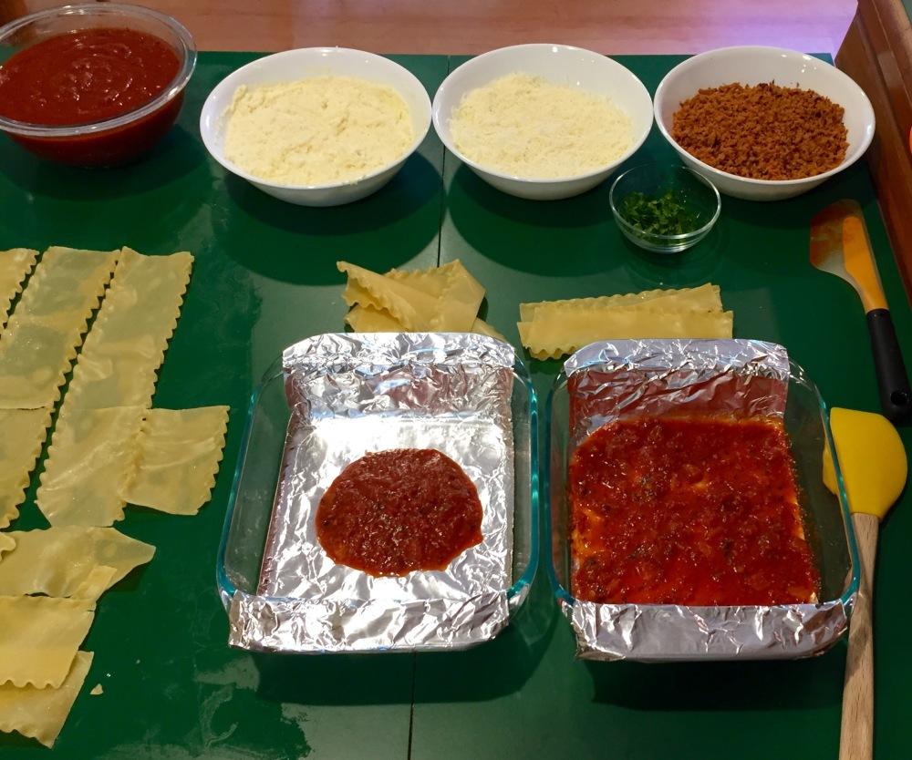 6b lasagna