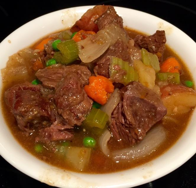 Beef Stew (Instant Pot)