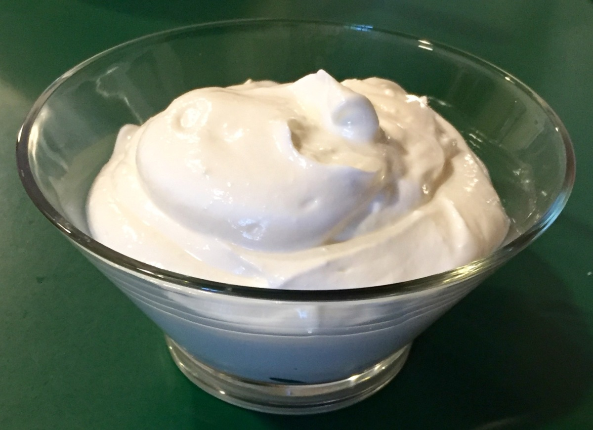 Greek Yogurt: Instant Pot