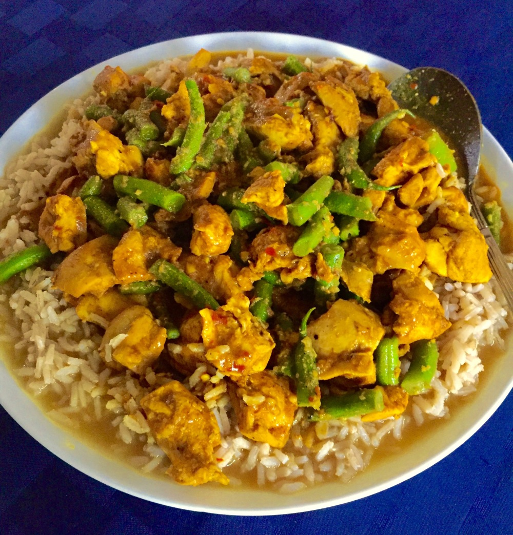 Kitchen Curry With Rice