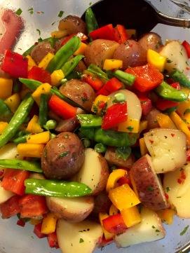 Potato Salad With Bells On