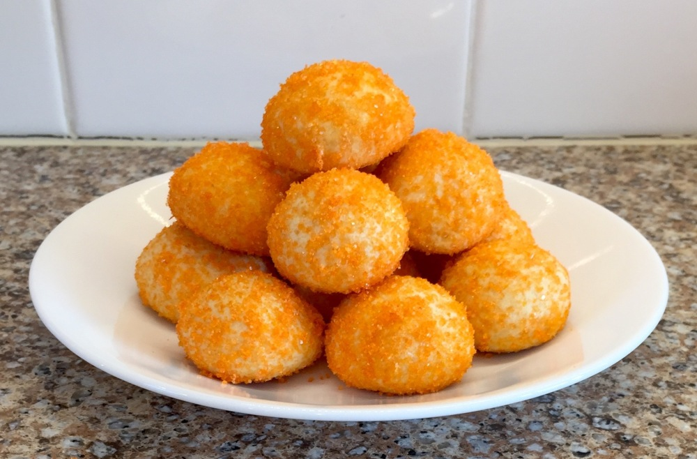 Orange Snowball Melt-Aways
