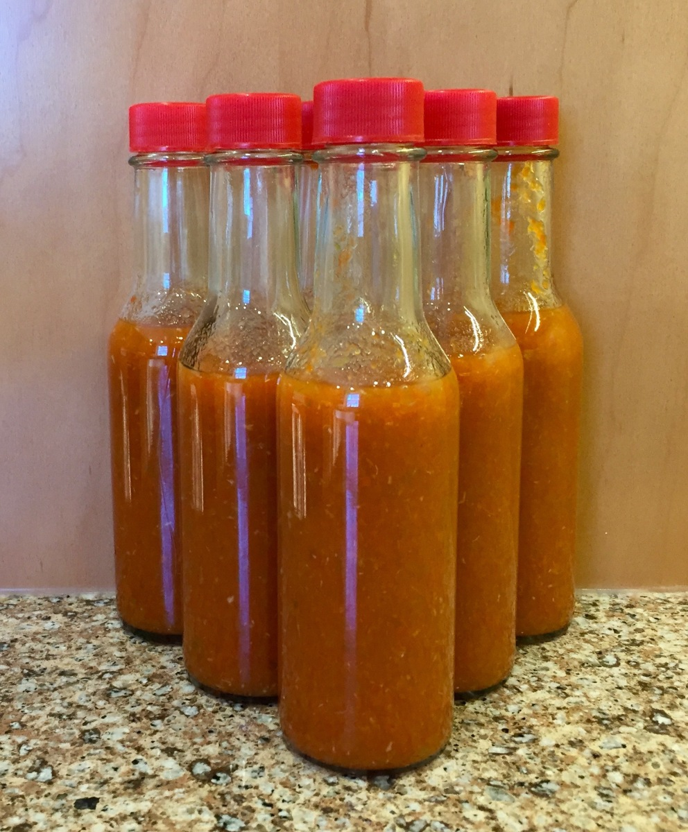 Off-the-Hook Homemade Jalapeño Hot Sauce