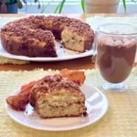 Sourcream Coffeecake