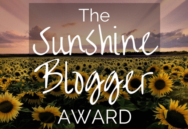 the-sunshine-blogger-award 2018