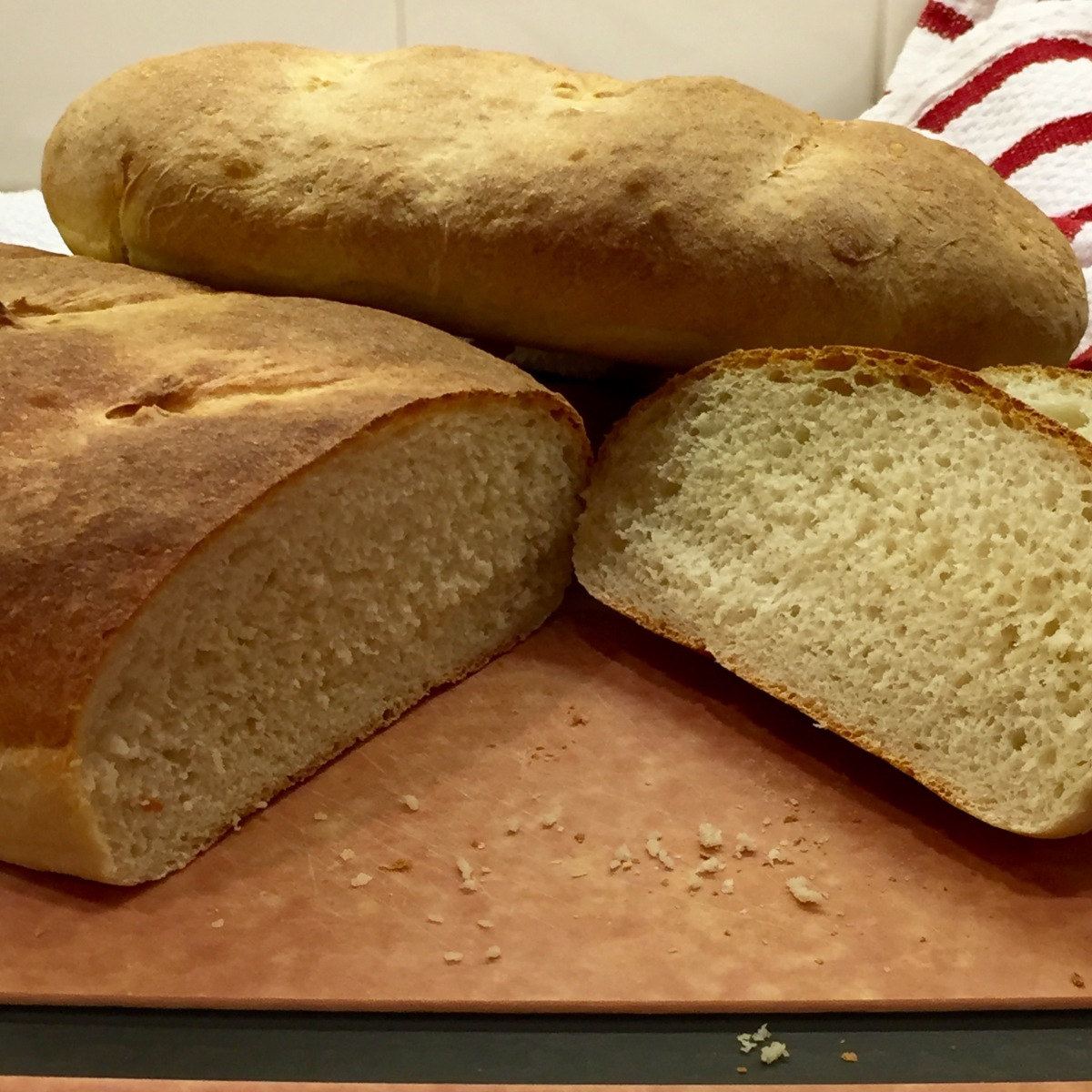 "Rustic Sourdough Bread: Delicious, Dependable ""SourFaux"""