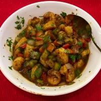 Shrimp Garam Masala