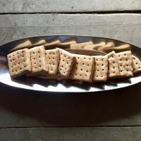 Why I Fed My Kids Hardtack and Water for Dinner