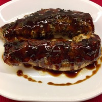 Balsamic Glazed Pork Tenderloin (Slow Cooker)