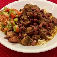 Brazilian Pork & Bean Stew